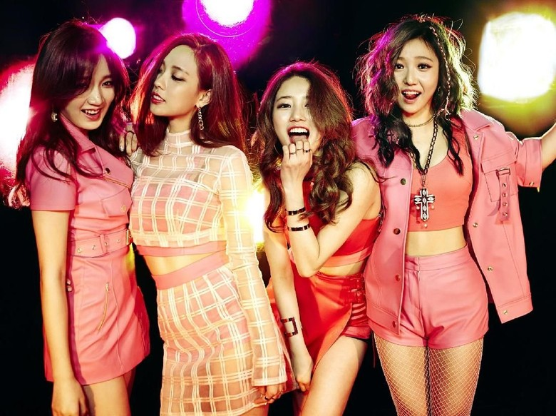 Hot News! Miss A Resmi Bubar