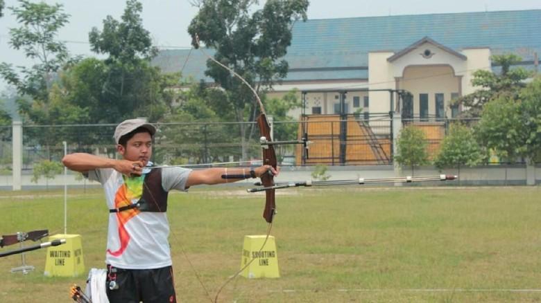Cerita Atlet Panahan Ponorogo yang Pensiun Lalu Jadi Pelatih