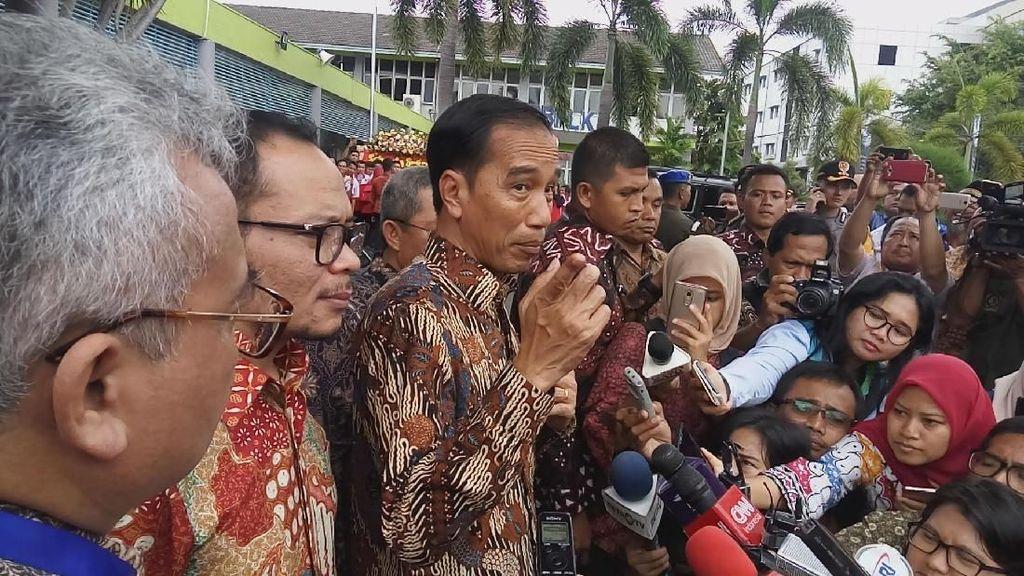 Cerita Jokowi Minta Bandara Wiriadinata Tasikmalaya Beroperasi