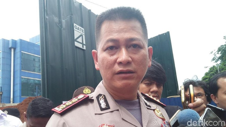 Polisi Identifikasi Wajah Gerombolan Pemotor yang Ngamuk di Kemang
