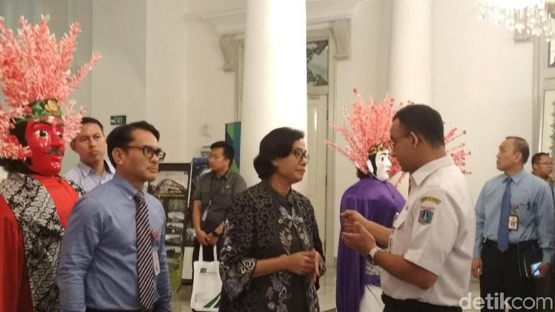 Sri Mulyani Tegur Anies, Berapa Sih Ongkos Perdinas PNS DKI?