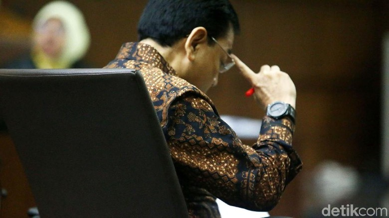 Jaksa Enggan Tanggapi Eksepsi Novanto soal Aliran Duit