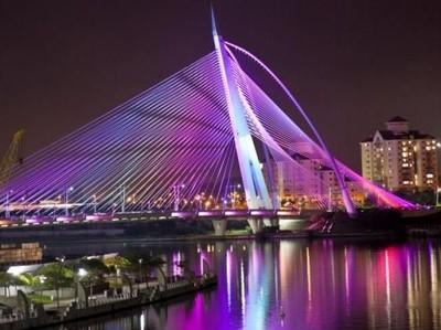 Jembatan Cantik yang Sering Dijadikan Iklan Sepeda Motor