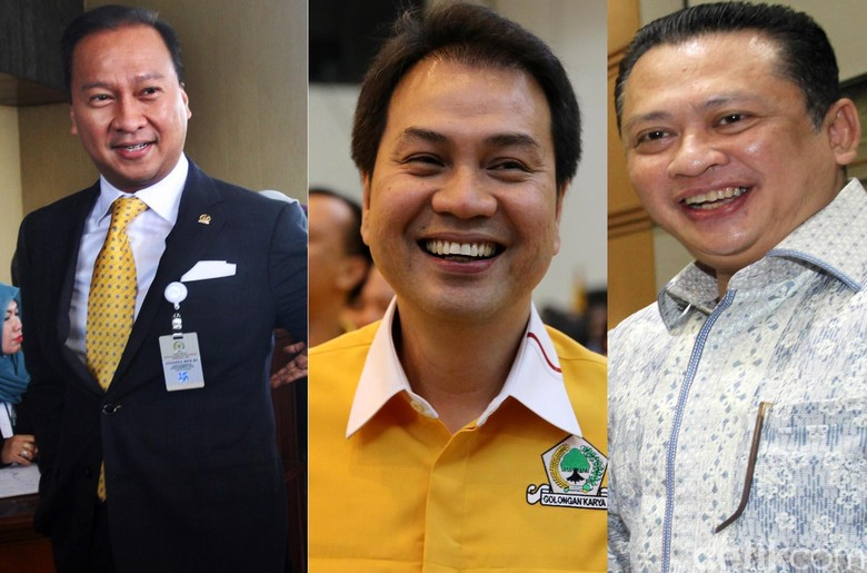 Didorong Setor Calon Ketua DPR ke KPK, Ini Respons Ketum Golkar