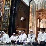 Polda Jatim Akan Punya Masjid Baru, Polisi Gelar Doa Bersama