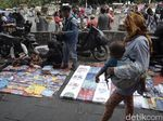 Sandiaga Sedih PKL Taman Kota Intan Tak Lagi Bersemangat
