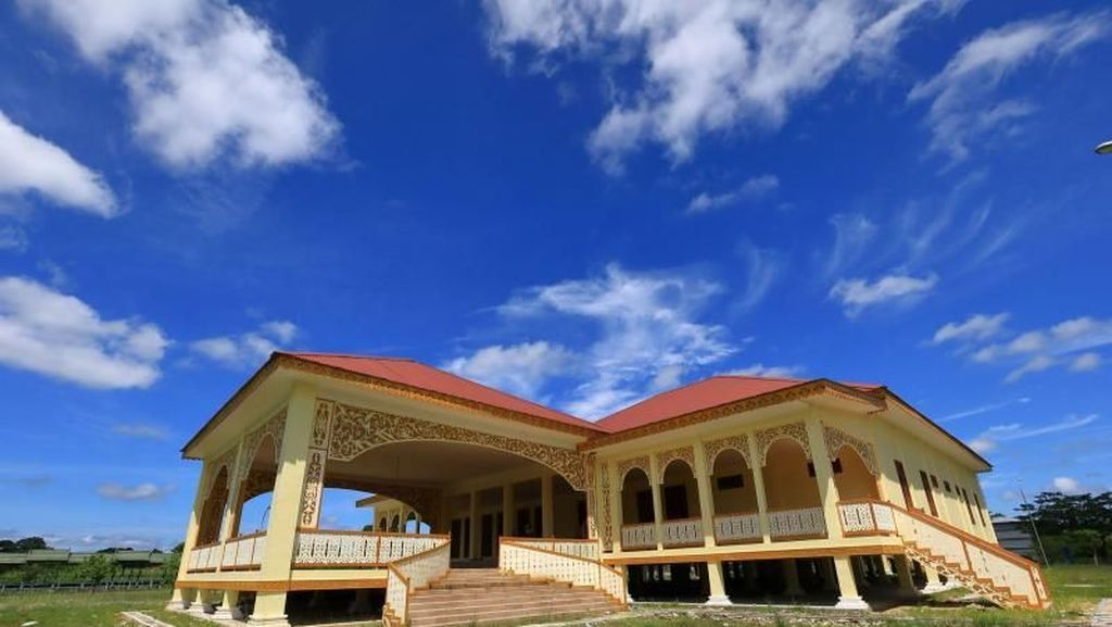 Melihat Jejak Kesultanan Johor di Riau