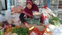 Jelang Libur Panjang, Harga Cabai di Ponorogo Melonjak