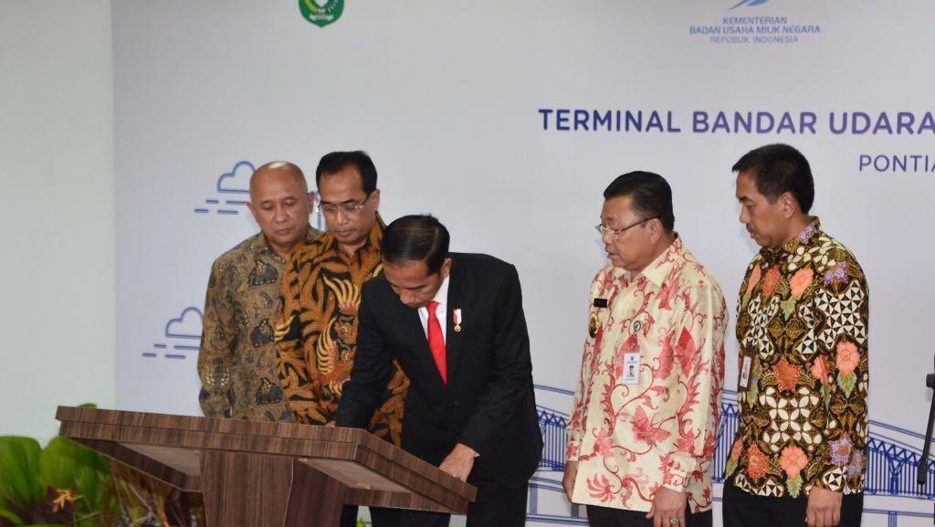 Menhub: Terminal Baru Bandara Supadio Dukung Ekonomi Kalbar