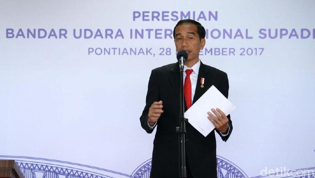 Jokowi akan Kunker ke 5 Negara Asia Selatan Pekan Depan