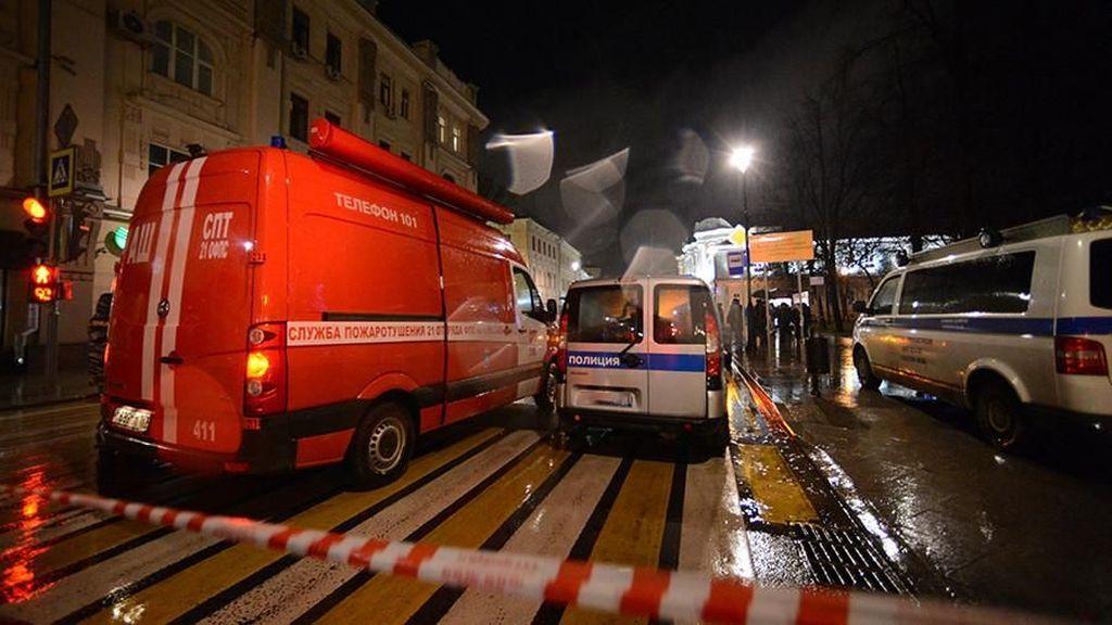 ISIS Klaim Jadi Dalang Ledakan Bom di Supermarket St Petersburg