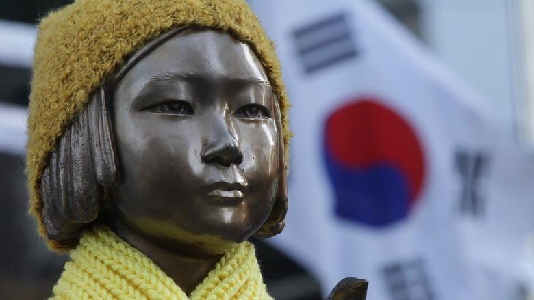 Ganti Rugi Bagi Budak Seks Tentara Jepang Tak Penuhi Kebutuhan Korban