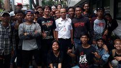 Dinsos DKI Pulangkan 23 Slankers Asal Cirebon yang Telantar