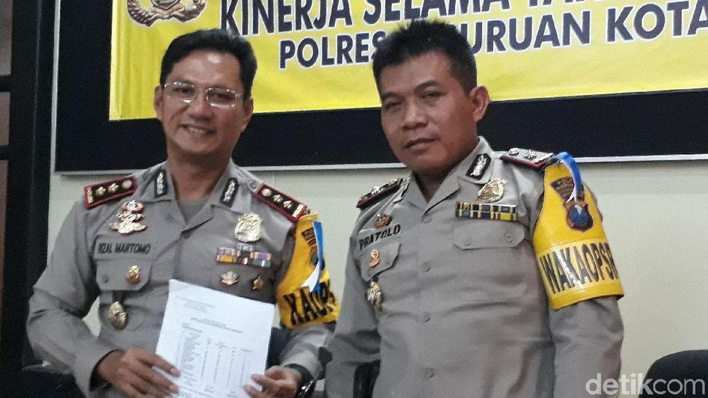 2017, Penipuan Hingga Kejahatan Anak Mendominasi di Pasuruan