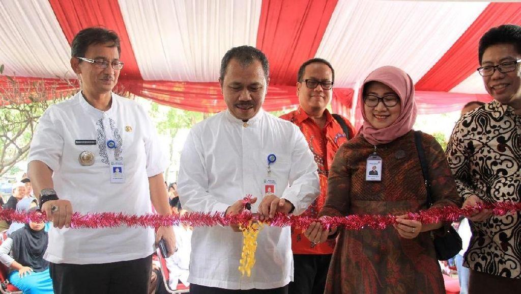 Dukung UMKM di Tangerang, AP II Bangun Rumah Kreatif