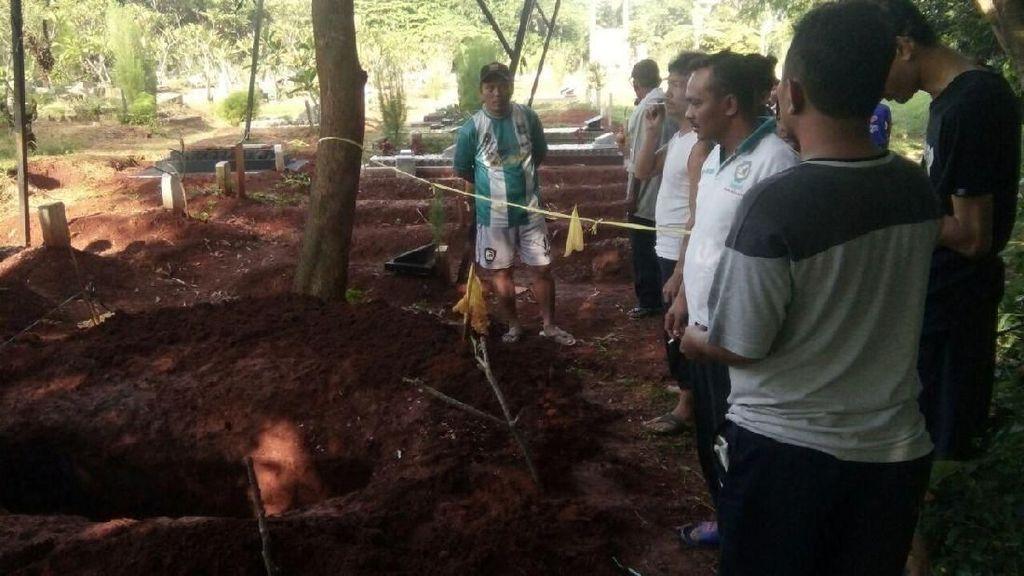 Polisi: Pencuri Tali Kafan di Ciputat Sopir Angkot Sahabat Almarhum