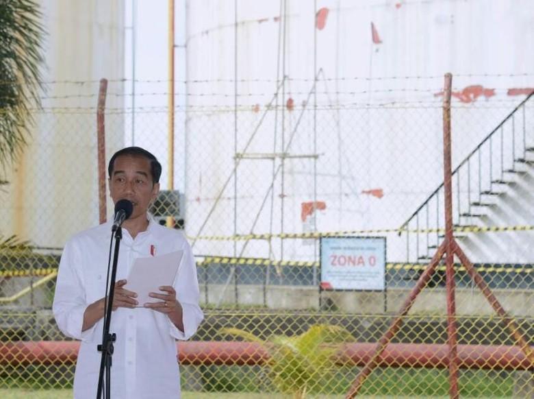 Jokowi: Kandidat Pilkada Jangan Black Campaign dan Saling Cela