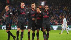 Alexis Sanchez Sudah Pamitan dengan Skuat Arsenal