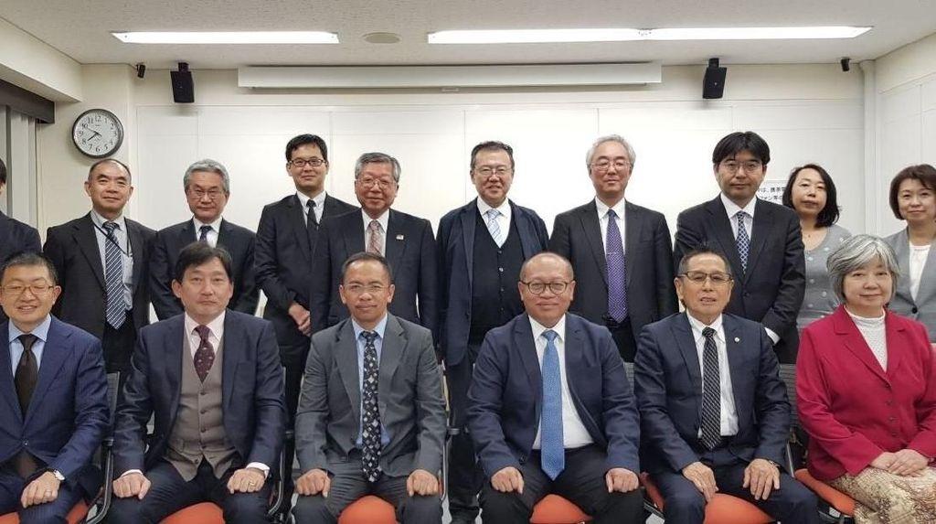 Di Jepang, BPJS Ketenagakerjaan Pamer Strategi Tambah Peserta