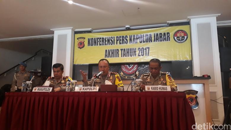 Polda Jabar Selamatkan Uang Negara Rp 14 M dari Kasus Korupsi