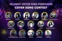 Pemenang Cover Song Contest detikcom