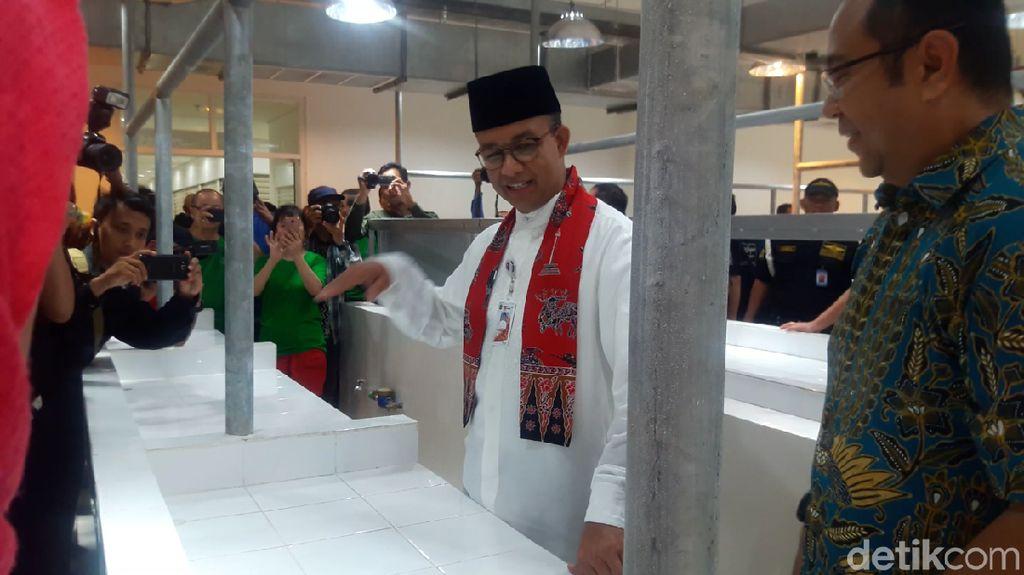 35 Pasar Rakyat Bersubsidi akan Berdiri di DKI 2019