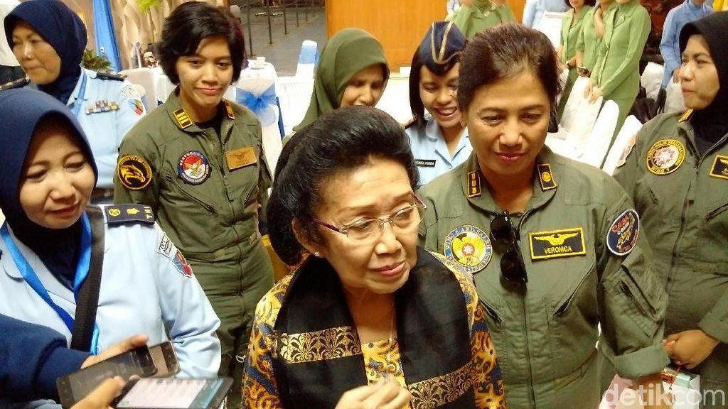 Mengenal Herdini, Perintis Penerbang Perempuan di TNI AU