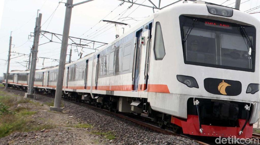 Pasca Longsor, Kereta Bandara Soetta Masih Belum Beroperasi