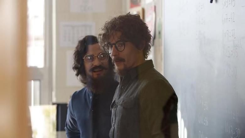 Marquez dan Pedrosa Jadi Guru Matematika Palsu