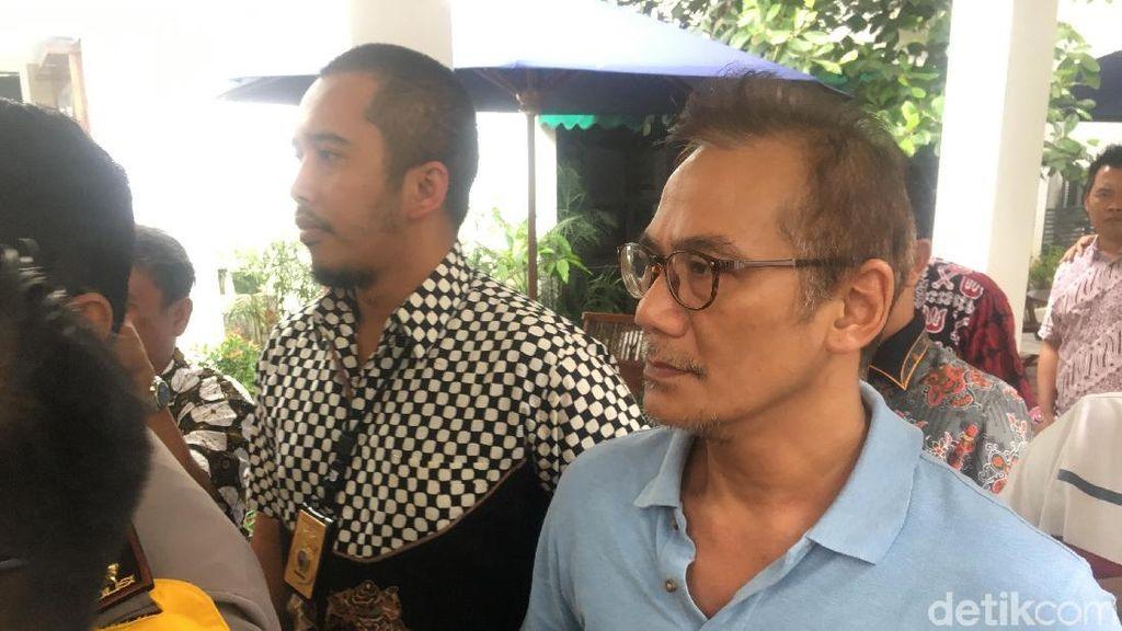 Jalani Rehabilitasi di RS Selapa Polri, Tio Pakusadewo: Sehat