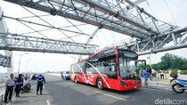 Ini Kecanggihan Suroboyo Bus yang akan Beroperasi di Surabaya