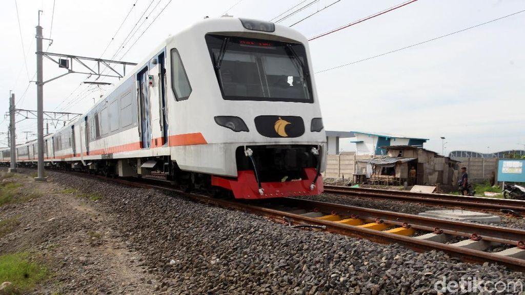 Libur Panjang, 3.000 Penumpang Naik Kereta Bandara Soetta dalam Sehari