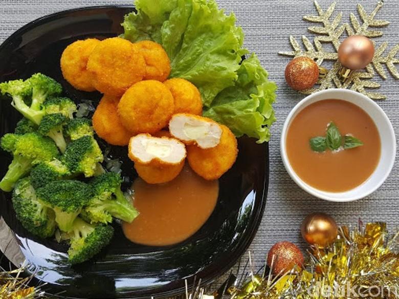 Resep Ayam : Fiesta Honey Mustard with Special Brown Sauce