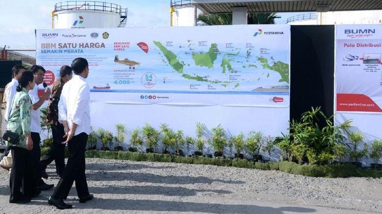 Hore! Harga BBM di Hulu Sungai Mahakam Kini Seperti di Jawa