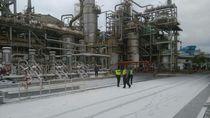Polisi Selidiki Letupan Pabrik yang Sebabkan Hujan Salju