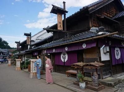 Kembali ke Zaman Edo di Jepang