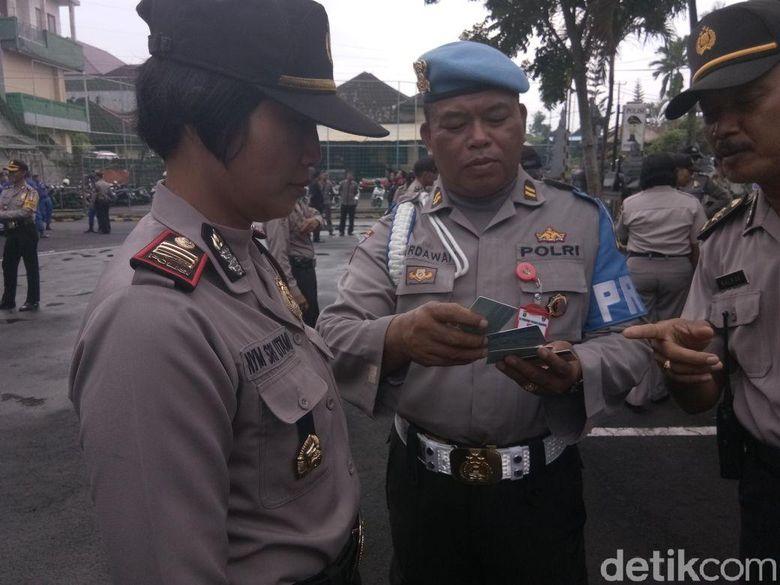 SIM Mati, Polisi di Bali Ini Kena Tilang