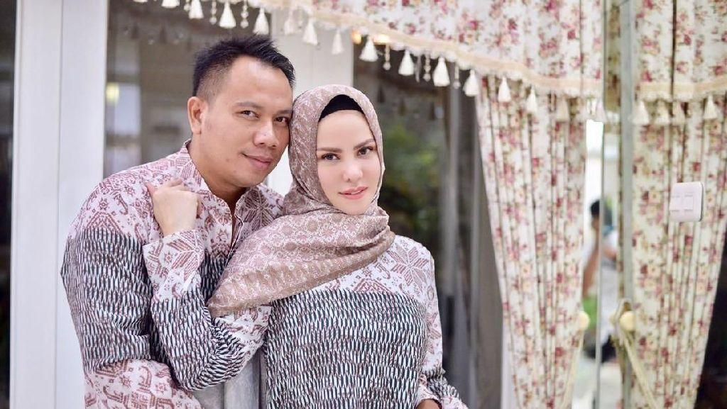 Vivie Sebut Vicky Prasetyo Akui Video Nikah dengan Angel Lelga untuk Klip Lagu