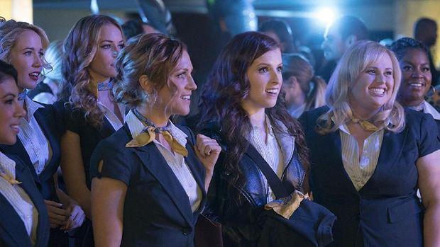 'Pitch Perfect 3': Nyanyian Terakhir Para Bella