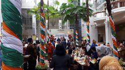 Festival Kebudayaan India Warnai Pergantian Tahun di Bandung