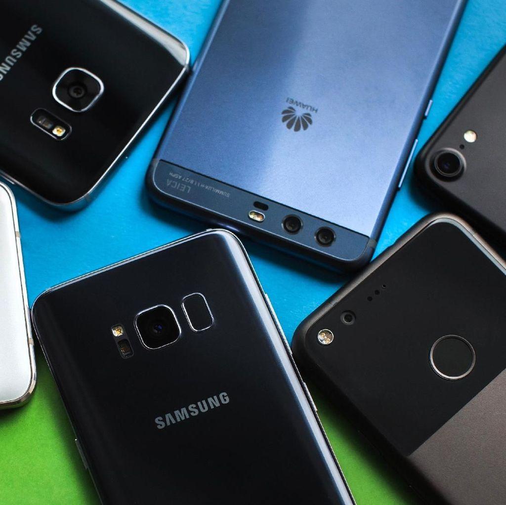 Ini Merek Smartphone Paling Ditiru 2017