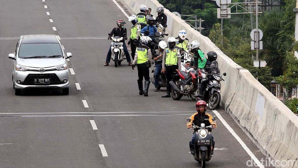 Pemotor Lawan Arah, Bukti Rendahnya Kualitas Pengguna Jalan