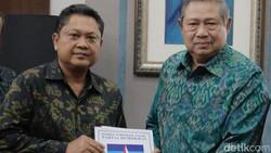 Partai Demokrat Resmi Usung Wali Kota Denpasar Jadi Cagub Bali 2018