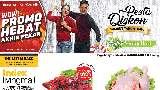 Tahun Baru, Ada Pesta Diskon Bahan Segar di Transmart Carrefour