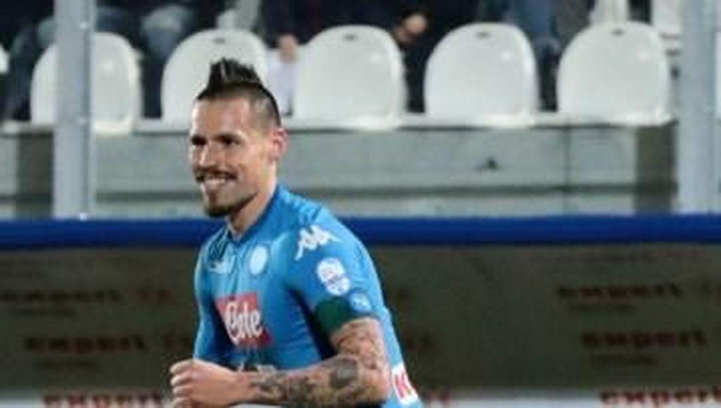 Hamsik Dapat Kado dari Maradona Usai Jadi Topskorer Napoli