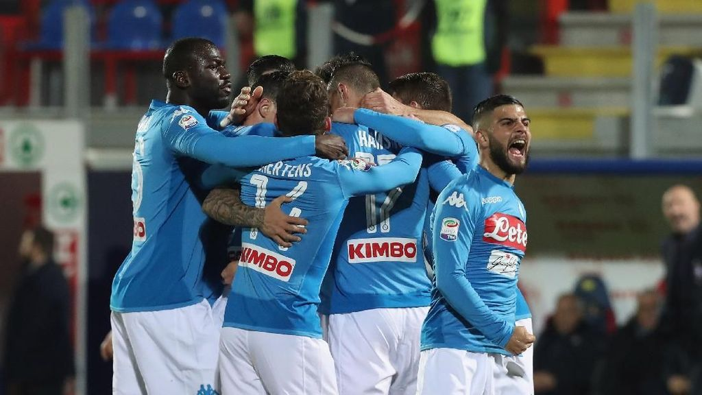 Napoli Punya Kelebihan Dibandingkan Tim Serie A Lainnya