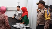 Cerita Polisi Selamatkan Bocah Step di Tol Cikampek Karawang