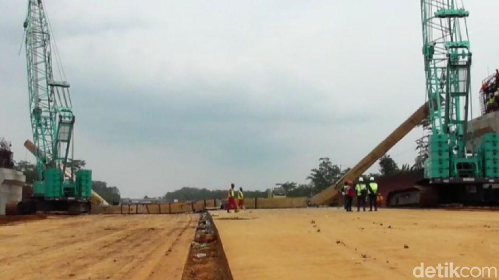 Penjelasan Waskita Soal Ambruknya Beton Girder di Tol Pemalang-Batang
