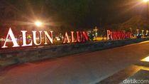 Warga Grobogan akan Rayakan Malam Tahun Baru di Alun-alun