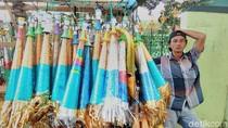 Ada Isu Difteri, Penjualan Terompet di Purworejo Turun Drastis